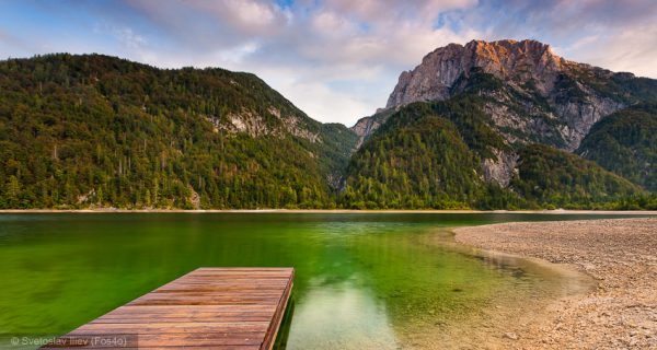 Lago di Predil, Alps, Italy