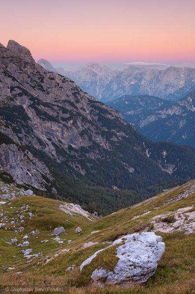 Near Corsi Hut, Alps, Italy