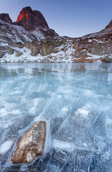 Maliovitsa Lakes Winter, Rila